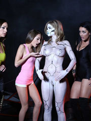 Art girly-girl enjoy from Jessa Rhodes..