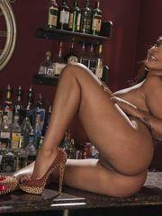 Big-titted latina chicks Nina Mercedez..