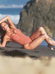 Angelica Bridges (30) Hot Celebs Home