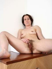 Highly Hairy Pussies Pics photo #