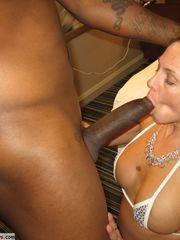 milky wifey interracial cuckold wedding..