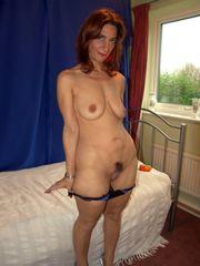 Unexperienced damsels posing bra-less..