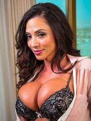 Super hot business lady Ariella Ferrera..