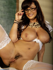 Lisa ann takes it ass fucking bam -..