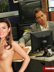 Cote de Pablo Free bare Celebrities
