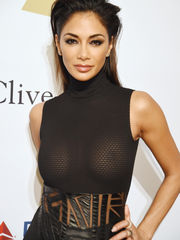 Nicole Scherzinger Heads Stripped to..