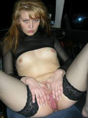 Euro lady show her erotic pics
