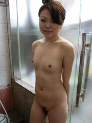 Sexy Chinese virgin strips and takes..