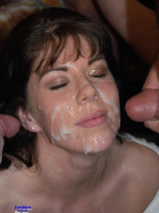Debbie leigh southern mass ejaculation