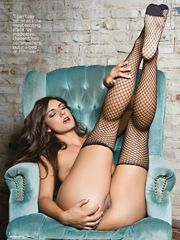 Tomi Taylor On The Frost Of Penthouse..