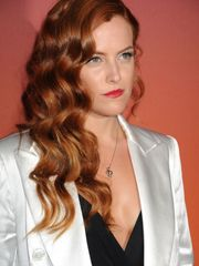 Riley Keough attending Whitney Gala And..