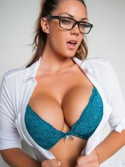 Alison Tyler as lecturer part 1