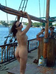 18yo Russian dame naturist from..