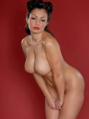 Aria Giovanni in 'Pinup Girl'..