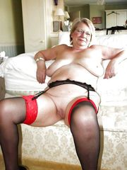 cy aged woman, MATURE Lush Round..