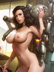Molten Vid games / Fallout 4 R34? -..