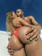 Mia Malkova and serious longing for..