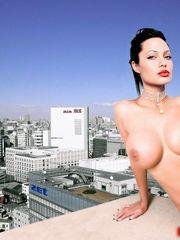 Angelina Jolie Freshest Celeb Nudes
