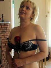 See the shaved slots of horny wives,..