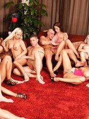 5 Epic Orgies