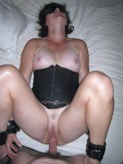 To feast her bday this swinger #wife..