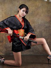 Cha Sun Hwa, Samurai Woman @PhimVu..