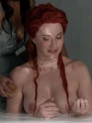 Lucy Lawless nude&japanese duo naked