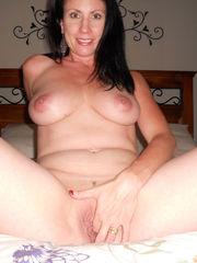 sexiest brunette Mummy Free  Jpg