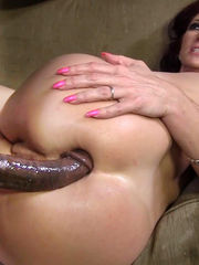 Tiffany Mynx Anal invasion with BBC,..