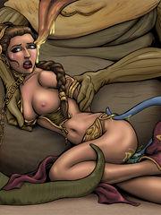 jabba romp slave manga porn FORSAMPLESEX