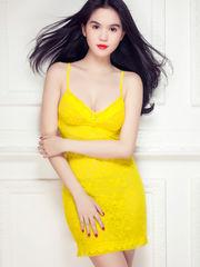 1000asianbeauties: Ngoc Trinh too..