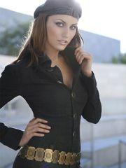 ModelTatiana Dekhtyar Smooth Black..