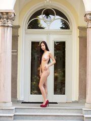 Charming nude Belarusian schoolgirl