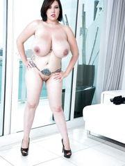 Paige Turner Superior Gigantic Cupcakes..