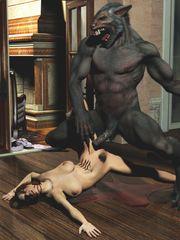 aroused-cybrotica-comics/horror Erofus..
