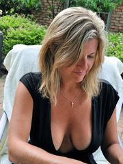 Mind-blowing cougars and housewife I..