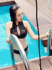 Erotic chinese girls with  breasts