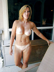 Insatiable mature nudists outdoor